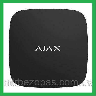 Беспроводной датчик обнаружения затопления Ajax LeaksProtect черный, фото 2