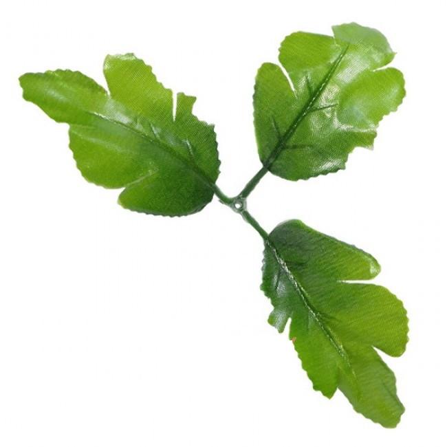 Лист дуба атлас NL - 4 (450 шт./ уп.) Искусственные цветы