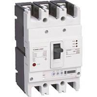 Автоматический выключатель с регулировкой YCM8E-630H, 630А, 3 пол., 380В, 50кА с электронным расцепителем, 300 - 630 A CNC
