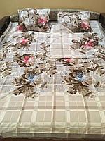 Комплект постельного белья «Цветочный вальс»
