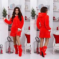 Женские махровые халаты короткие в Украине. Сравнить цены dbcb3c282715e