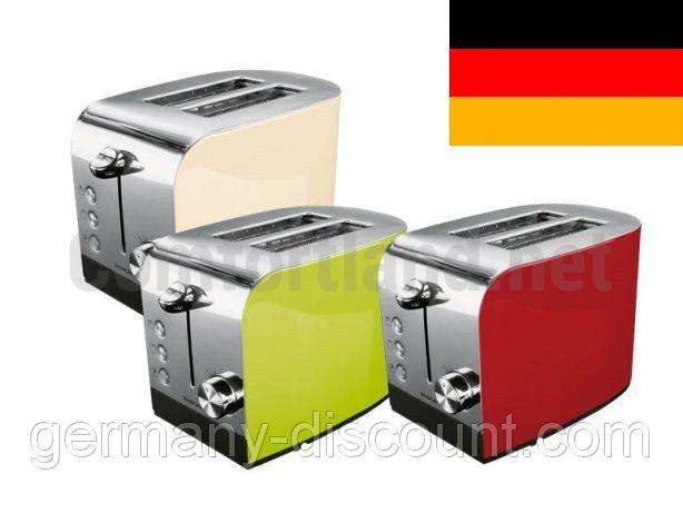 Тостер SilverCrest в ретро стиле (Германия)
