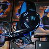 Игровые наушники гарнитура для ПК Kotion Each g2000, Led подсветка, супер звук, фото 3