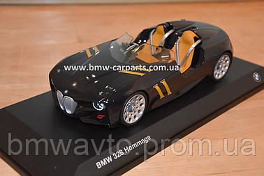 Модель автомобиля BMW 328 Hommage, фото 3