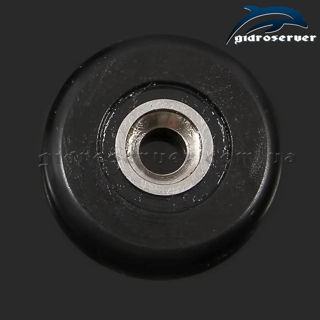 Сменные колеса на ролики душевых кабин KN-01 разработаны для установки определенно на нижние типы роликов.