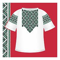 Схема женской сорочки СЖ2-008