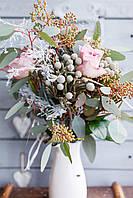 Матренин Посад 7042/Л Букет невесты, набор для вышивки лентами