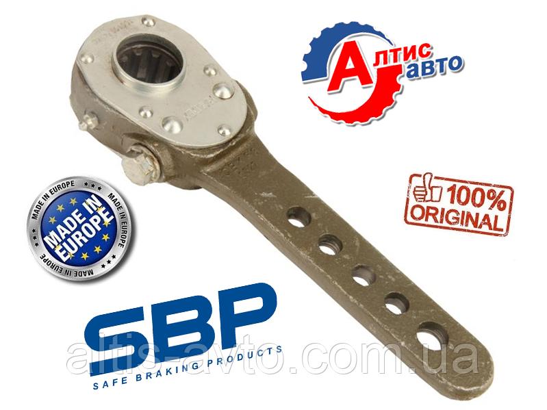 Тормозная трещетка для полуприцепов BPW, SAF, ROR, SMB