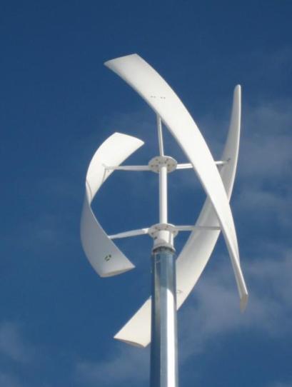 Вітрогенератори / Вітрові електростанції