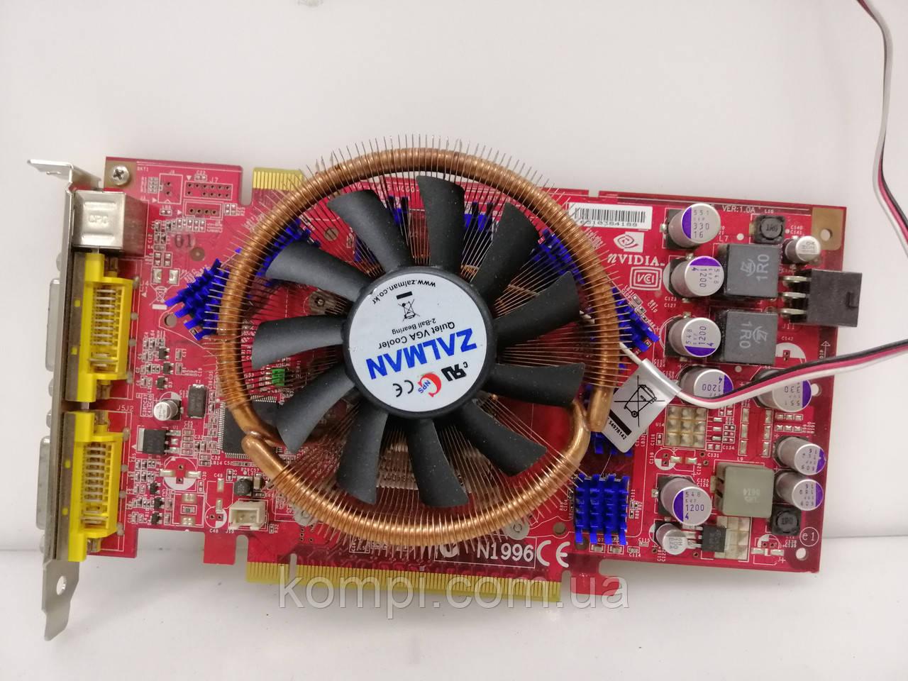 Видеокарта NVIDIA 7900GT 256MB PCI-E
