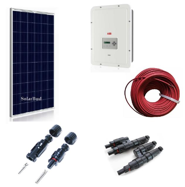 Сонячні панелі та обладнання