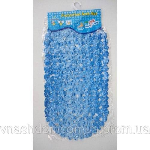 Силиконовый коврик для ванной комнаты 7-2-10
