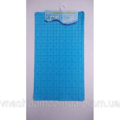 Силиконовый коврик для ванной комнаты 3-3-4
