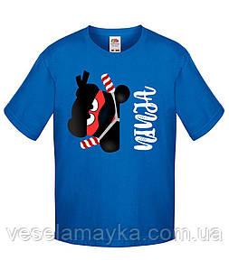 Футболка Ninja (Желейный медведь Валера)