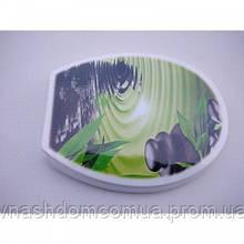 Сиденье для унитаза с рисунком Karo Plast (Пластиковое) (Польша)