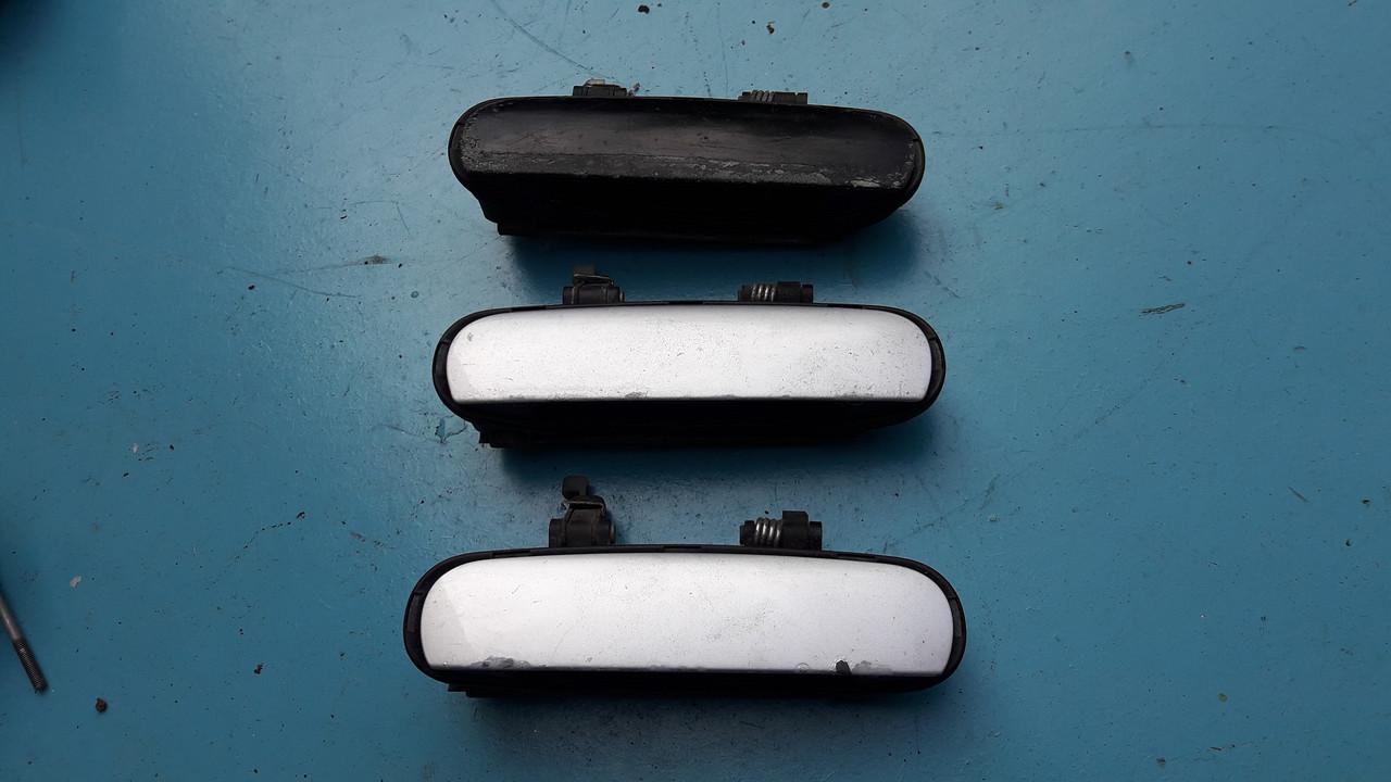 Наружная ручка передней задней правой двери ауди а4 б5 а6 с5 а3 8л audi a4 b5 a6 c5 a3 8l 4B2837886 4B2837886A