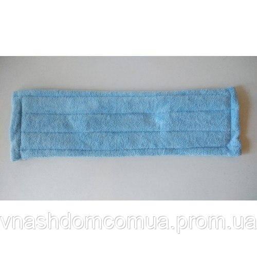 Запасная насадка для швабры Полотёр 40 см