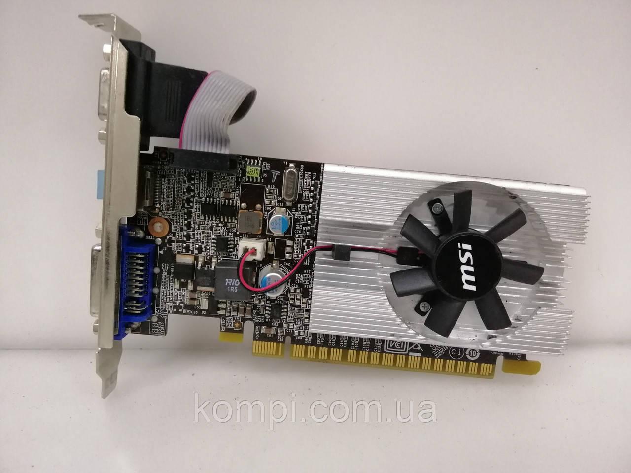 Видеокарта NVIDIA GT 210 1GB PCI-E HDMI