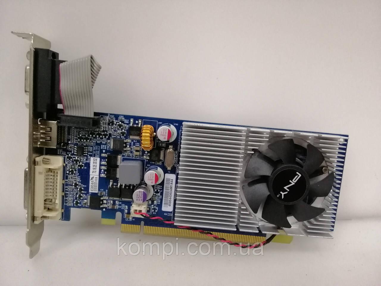 Видеокарта NVIDIA GT 220 1GB PCI-E