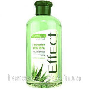 Шампунь укрепляющий для всех типов волос с экстрактом алое вера 0,5л, фото 2
