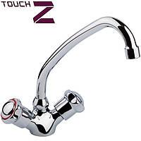 Смеситель для мойки на кухню Mеga 271 Touch-Z