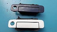 Наружная ручка передней правой двери ауди 80 100 а4 б4 б5 а6 с4 а8 д2 audi a4 b4 b5 a6 c4 a8 4A0837206, фото 1