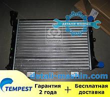 """Радіатор водяного охолодження ВАЗ 2107 (інжектор) """"TEMPEST"""" 21073-1301012"""