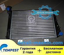 """Радіатор водяного охолодження ВАЗ 2107 (карбюратор) """"TEMPEST"""" 2107-1301010"""