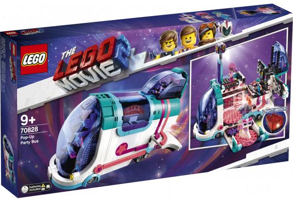 Lego Movie 2 Автобус для вечірки 70828
