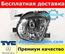 "Фара противотуманная левая Мерседес Спринтер, W211 ""TYC"" Mercedes-Benz Sprinter, W211 противотуманка"