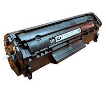 Картридж HP 12A Q2612A Black OCase Порожній! Першопроходець!