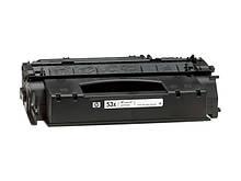 Картридж HP 53X Q7553X Black OCase Порожній! Першопроходець!