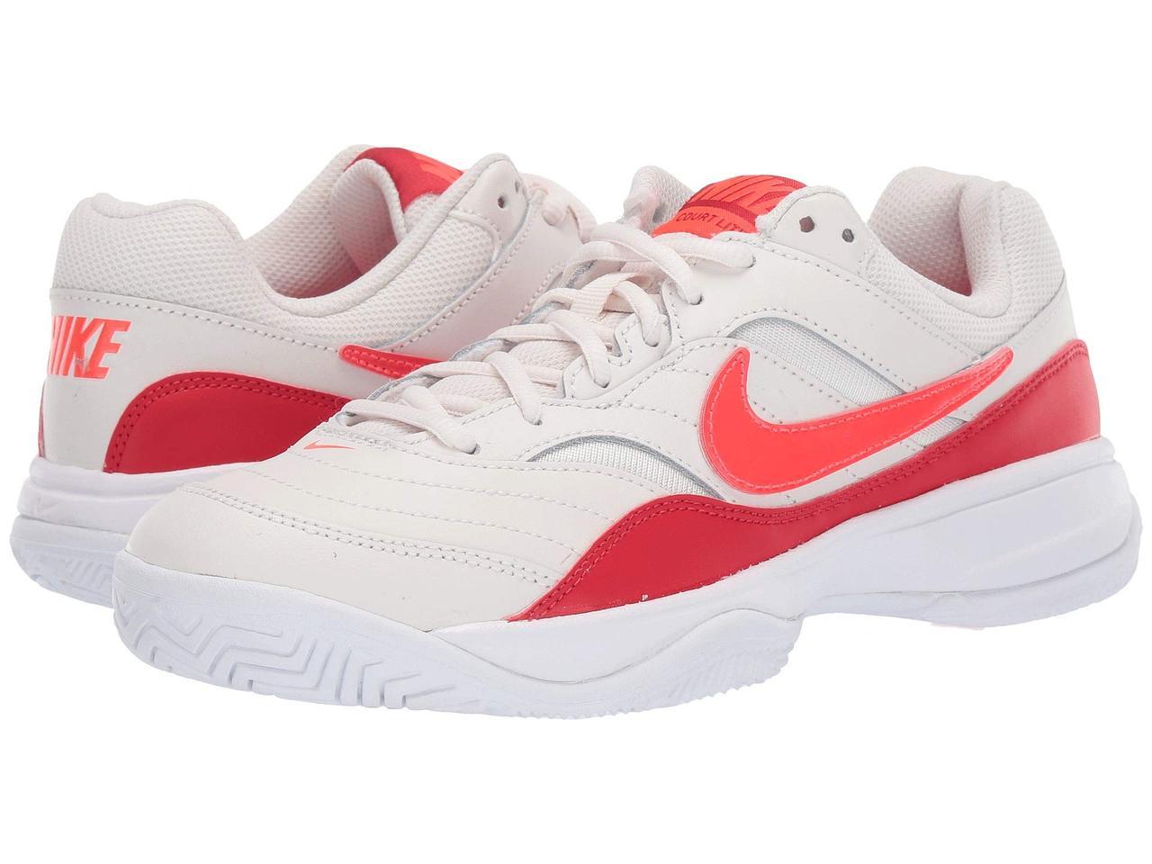 1f550cbe Кроссовки/Кеды (Оригинал) Nike Court Lite Phantom/Bright Crimson/University  Red