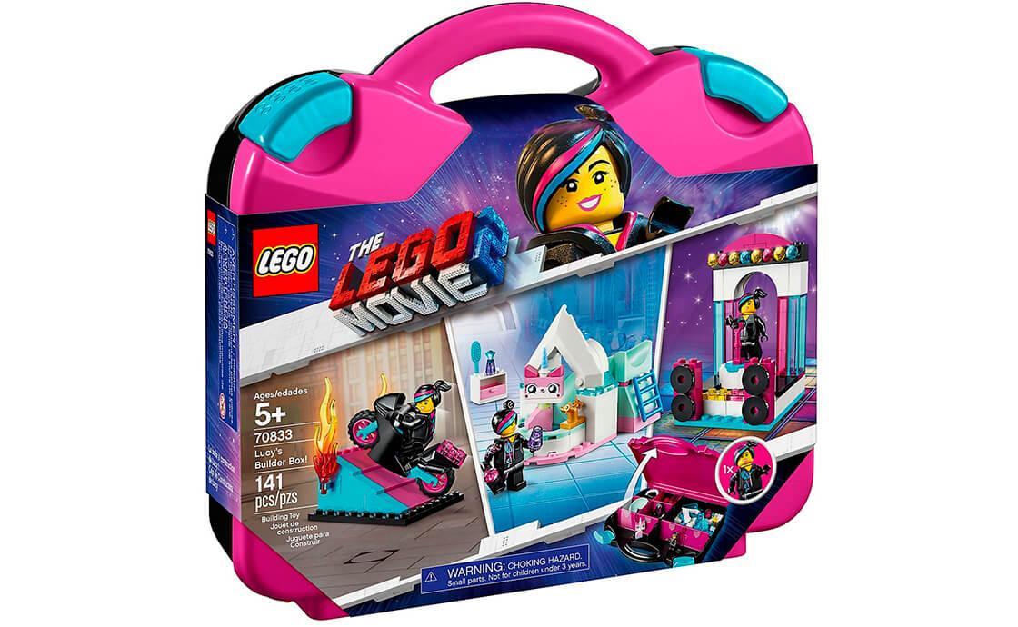 Lego Movie 2 Набор строителя Вайлдстайл 70833