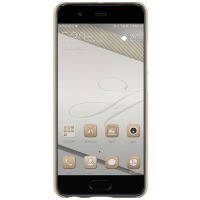 Чехол для сматф. NILLKIN Huawei P10 Plus - Super Frosted Shield (Золотистый)