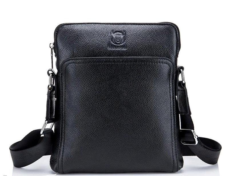 Деловая мужская кожаная сумка через плечо - Legend bags в Полтаве df435225aa582