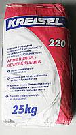 Клей для армирования пенопласта и ЭППС (Крайзель) Kreisel 220 мешках по 25 кг