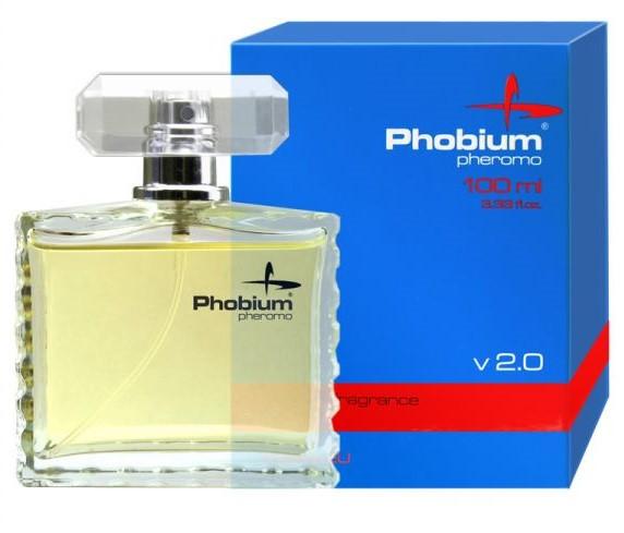 Мужские духи с феромонами Phobium Pheromo for men v 2.0, 100 мл