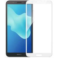 Аксессуары к мобильным телефонам T-PHOX Glass Screen (CP+ FG) for Huawei Y5 2018 (White)