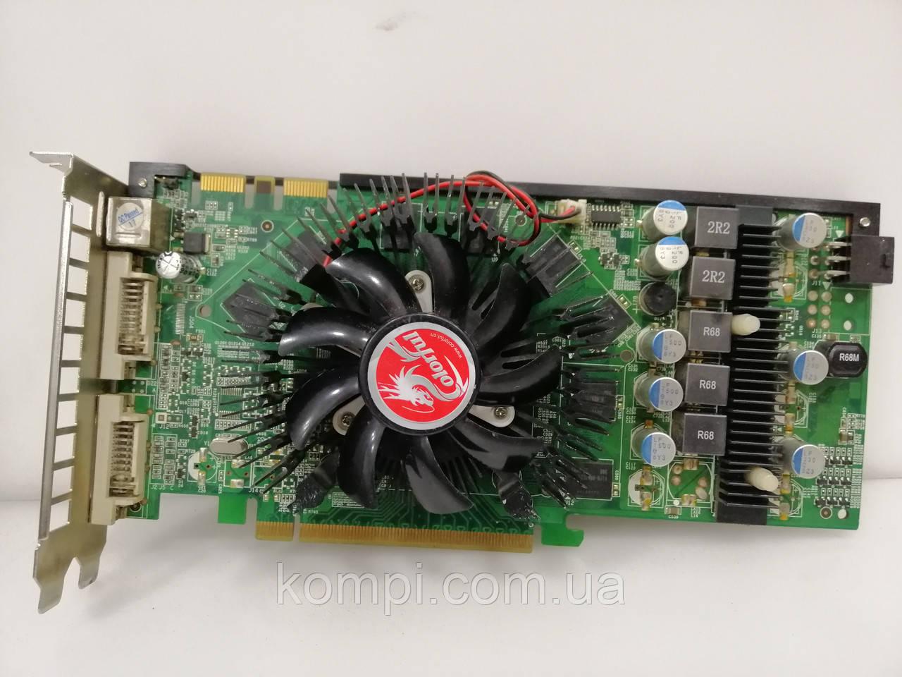 Видеокарта Nvidia Geforce 9800 GT 512mb 256bit PCI-E