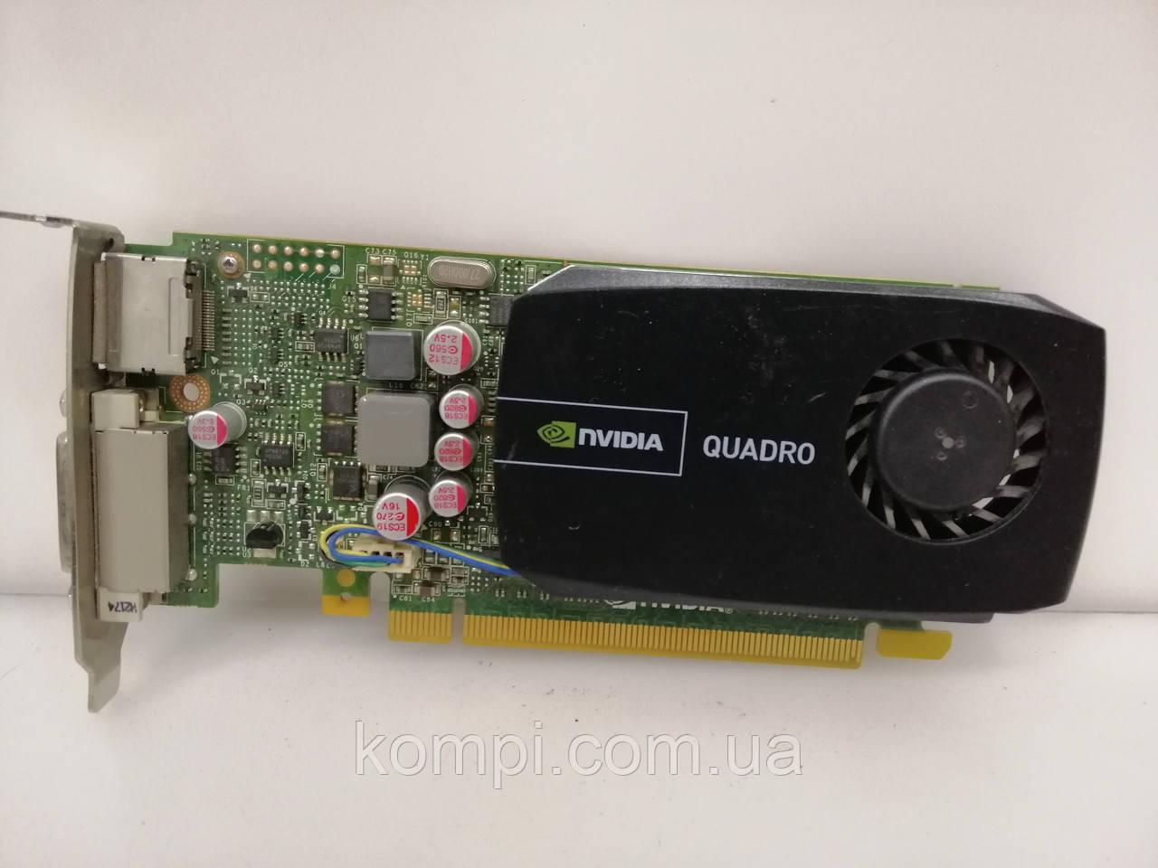 Видеокарта NVIDIA K600 1GB PCI-E низькопрофільна!!!