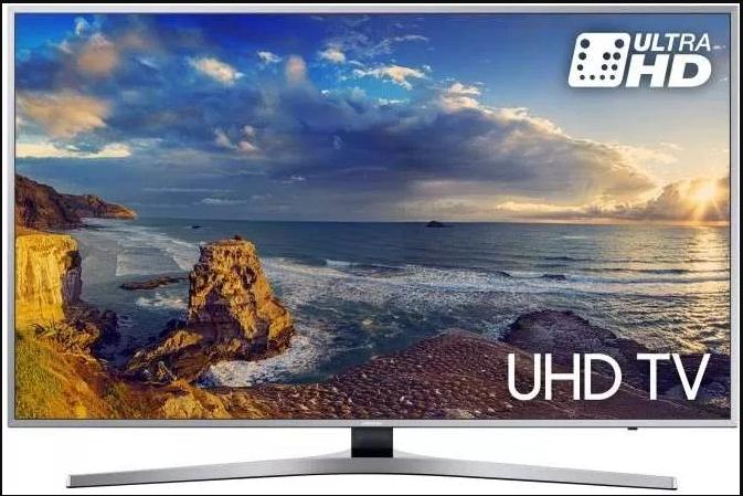 Телевізор Samsung 50NU7402 New2018! Smart, 4K(UltraHD), Slim
