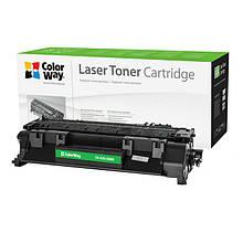 Картридж HP 05X CE505X Black 6.5 k ColorWay CW-H505/280MX