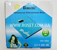 Весы напольные Domotec MS-1604 180 kg