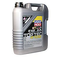 Моторное масло Liqui Moly Top Tec 4100 5W-40 5 л 7501
