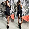 Женское платье- пиджак в расцветках. ЛД-7-0119, фото 2