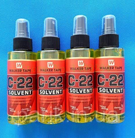Растворитель для клейких лент и снятия клея с накладки, парика Solvent