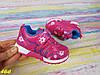 Детские кроссовки розовые для девочки, фото 3