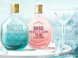 Diesel Fuel For Life Summer Edition туалетна вода 75 ml. (Дизель Фуел Фор Лайф Саммер Эдишн), фото 4