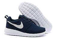 Мужские кроссовки Nike Roshe Run  (реплика А+++ )